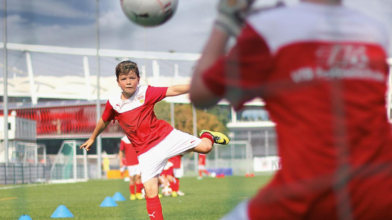 VFB Fußballschule Sommerferien-Camp